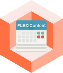 Module FLEXIContent News Calendar